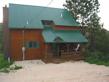 Deadwood cabin rental