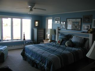 Southold house photo - Master Bedroom, king size bed