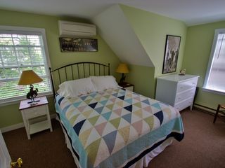 Provincetown condo photo - Upstairs Bedroom - firm mattress set 2010