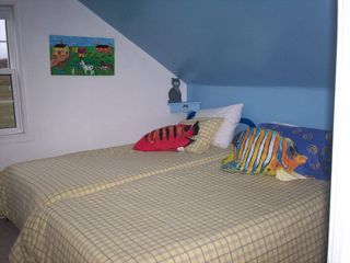 Cheticamp house photo - Bedroom #4 - twin beds