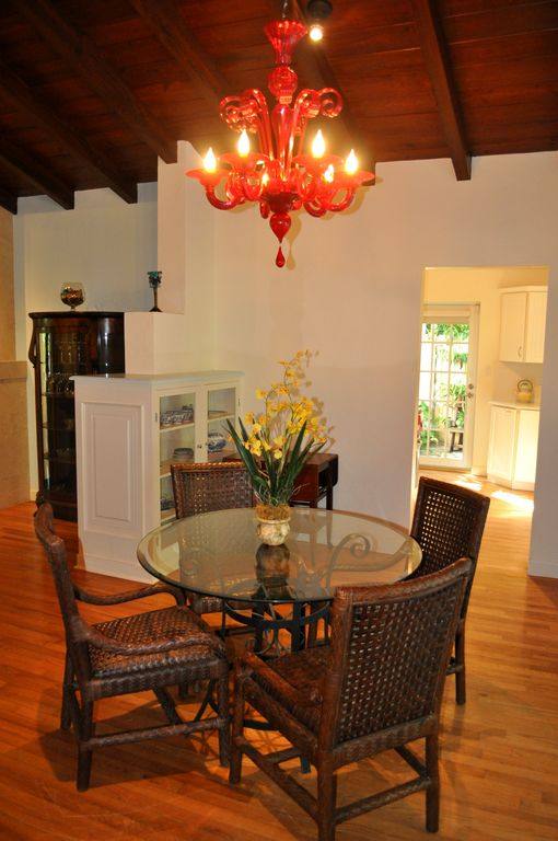 Alternate view of dining room