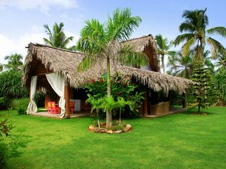 Las Terrenas villa photo - Outside view