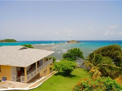 Bequia villa rental - La Pompe on The Sea Lower - Bequia