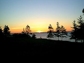Pemaquid Point cottage photo - Great Sunrises