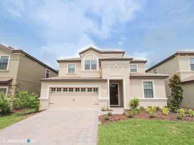 Championsgate - Pool Home 7bd/5ba - Sleeps 14 - Platinum