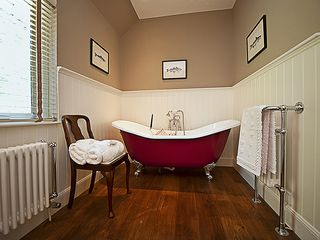 Oban, Isle of Mull & Lorn cottage photo - TUB FOR TWO