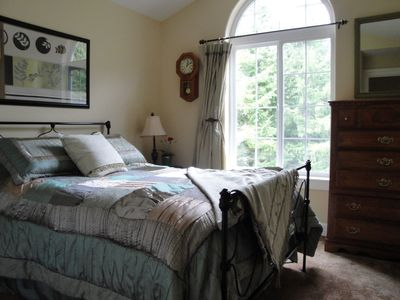 Cougar house rental - Bedroom