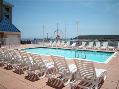 Belmont Towers Ocean City condo rental