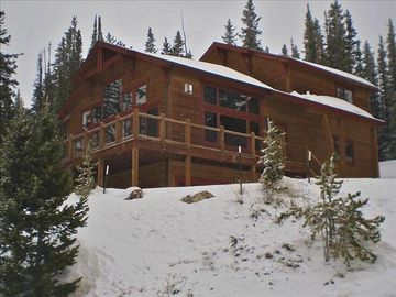 Quandary Village chalet rental - Breckenridge Retreat with a Winter Dusting - Breckenridge, Colorado House Rental