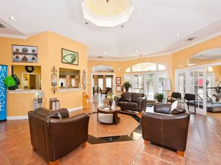 Emerald Island townhome photo - Clubhouse, check in lobby open every day from 8am to 10pm
