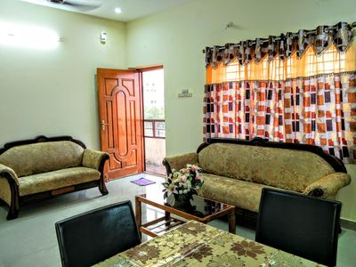 Fully Furnished 2BR Apartment sleep 6
