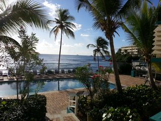 Great Escape Condo: Bolongo Bay 2BR 2 Bath. Oceanfront and Ground Floor ... - 430771