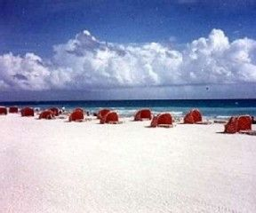 Beautiful Siesta Beach, rated one of the 10 best  beaches in the world