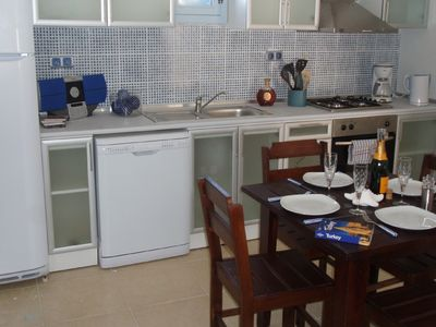 Kalkan villa rental - Stars kitchen