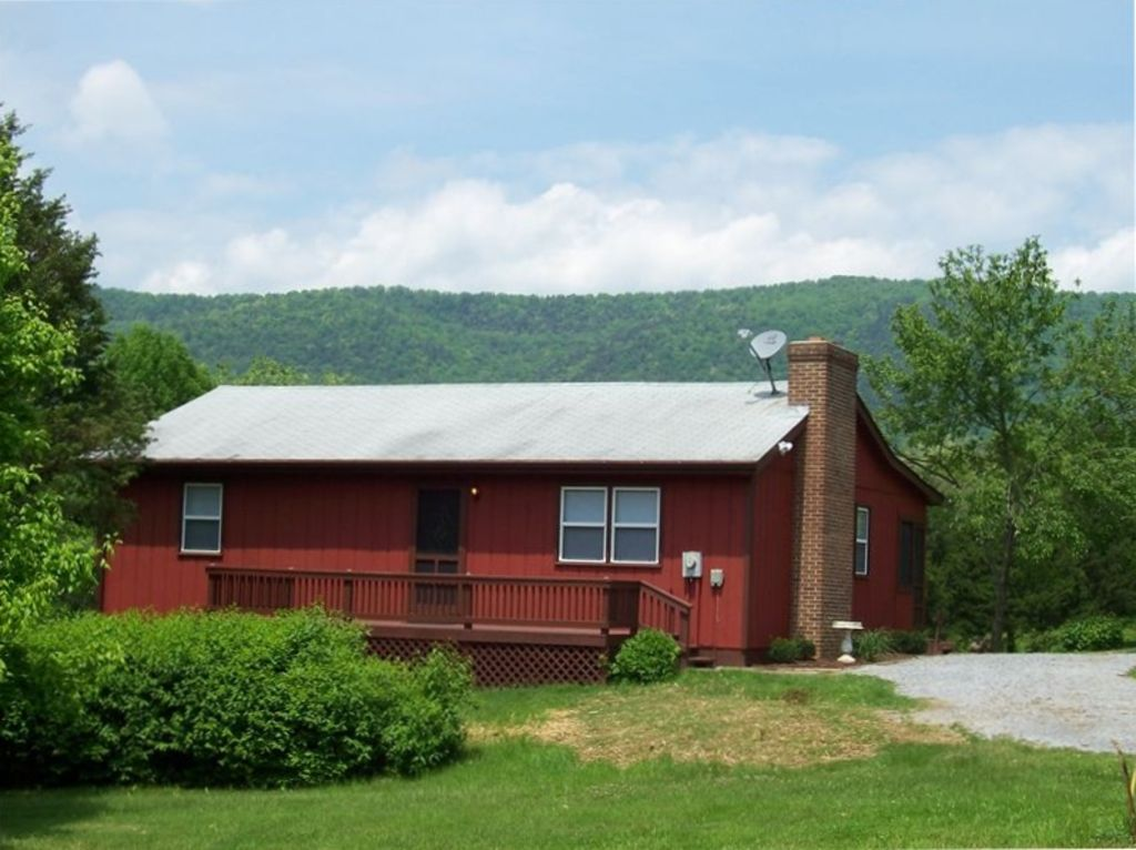 bear bluff cabin on the shenandoah river vrbo