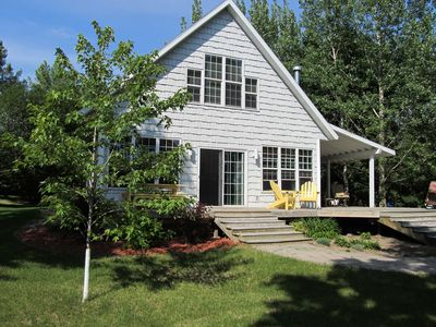 Ottertail cottage rental - .
