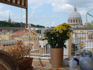 Prati (Vatican area) apartment photo - Terrace