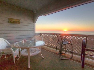 Perfect First Floor Oceanfront 2BR Many Updates.  Small building with elevator.