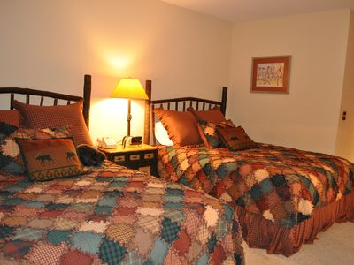 Beaver Creek condo rental - Queens 2nd Bedroom