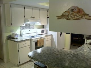 Vacation Homes in Marco Island house photo - New kitchen you will love to spend time in! Wishing we were there now!!