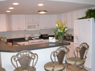 Wildwood condo photo - Full kitchen