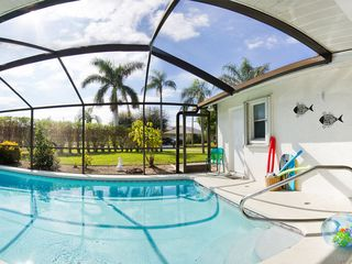 Cape Coral house photo - Pool area