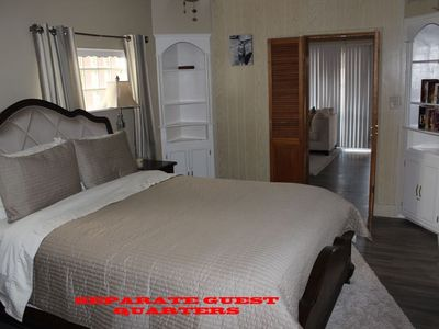 guest- bedroom/queen size