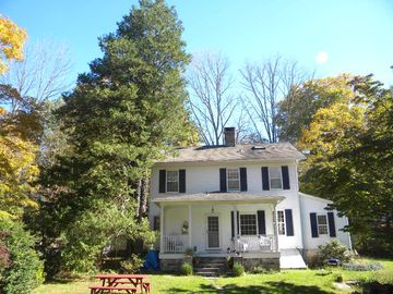 Westport farmhouse rental - History, beauty and warmth...