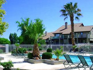 St. George condo photo - Sports Village Adult Lap Pool and Hot Tub