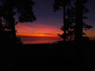 Carmel house photo - One of Many Breathtaking Sunsets.