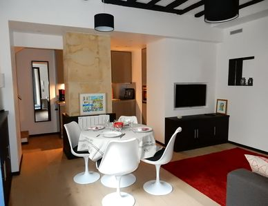 Apartment 2 bedrooms Standing in the hearth Saint Germain-Saint Sulpice-Odeon