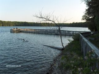 Munising chalet photo - Fishing anyone? 1/2 mile from Maple Ridge