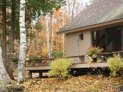 Fish creek wi usa vacation rentals homeaway for Fishing cabin rentals wisconsin