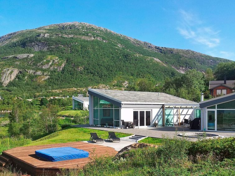 Vacation home Salten  in Inndyr, Northern Norway - 10 persons, 4 bedrooms