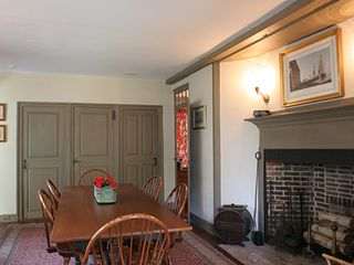 Nantucket Town house photo - Dining Room - View No. 2