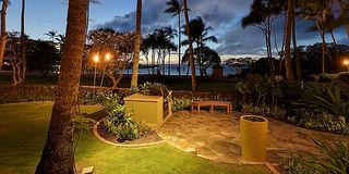Kahuku - Turtle Bay condo photo - Guest Barbeque Area next to Beach and Pool