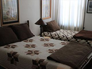 Estes Park house photo - Double and Twin Beds