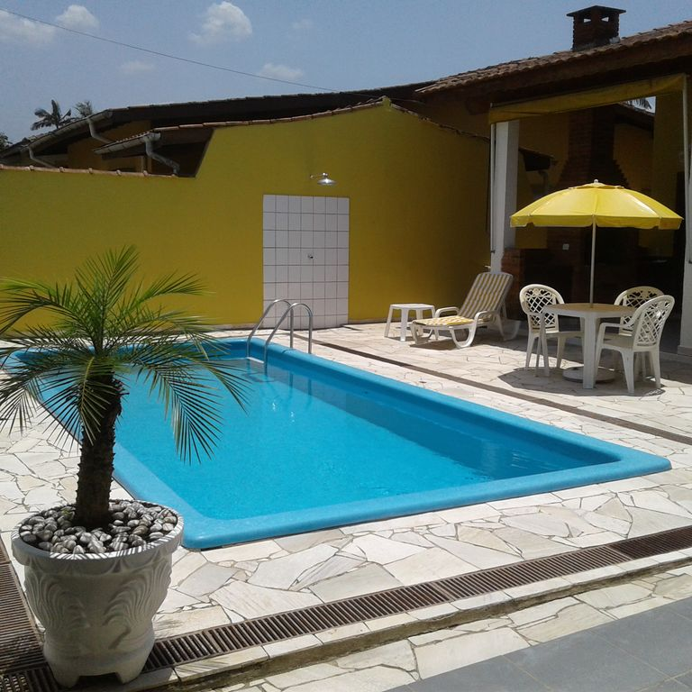 for rent Bertioga season and summer, 300m from the beach.