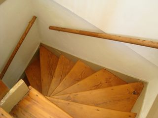 Lewes house photo - Stairs to 3rd floor