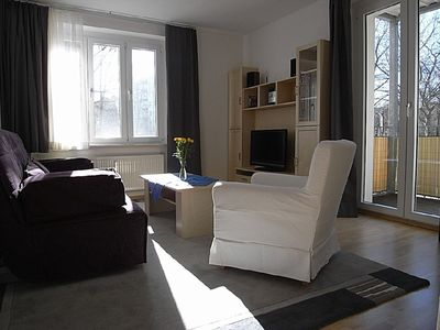Living room 'Kaiser-Mitte 1' new high level