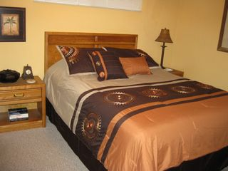 Osage Beach condo photo - Bedroom.