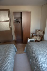 Istanbul house rental - 3rd floor, Twin bedroom