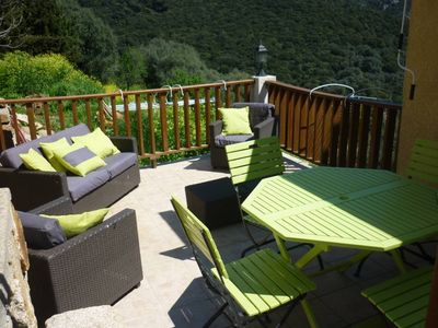 Accommodation near the beach, 25 square meters, , Olmeto, France