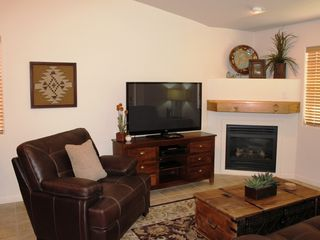 Moab townhome photo - Living area