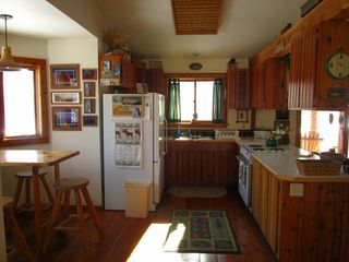 Driggs cabin photo - Kitchen
