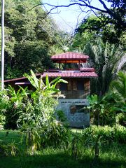 Montezuma villa photo - The house has an observation deck on the 3rd floor to put you at canopy level.