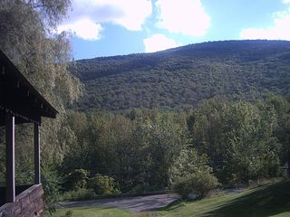 Shandaken cabin photo