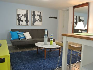 Downtown - Washington DC apartment rental - The unit is brand new, remodeled by its architect and interior designer owners.