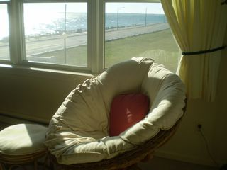 Oak Bluffs condo photo - Living Room overlooking Ocean