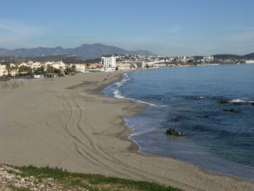 Nearby Beach at La Cala